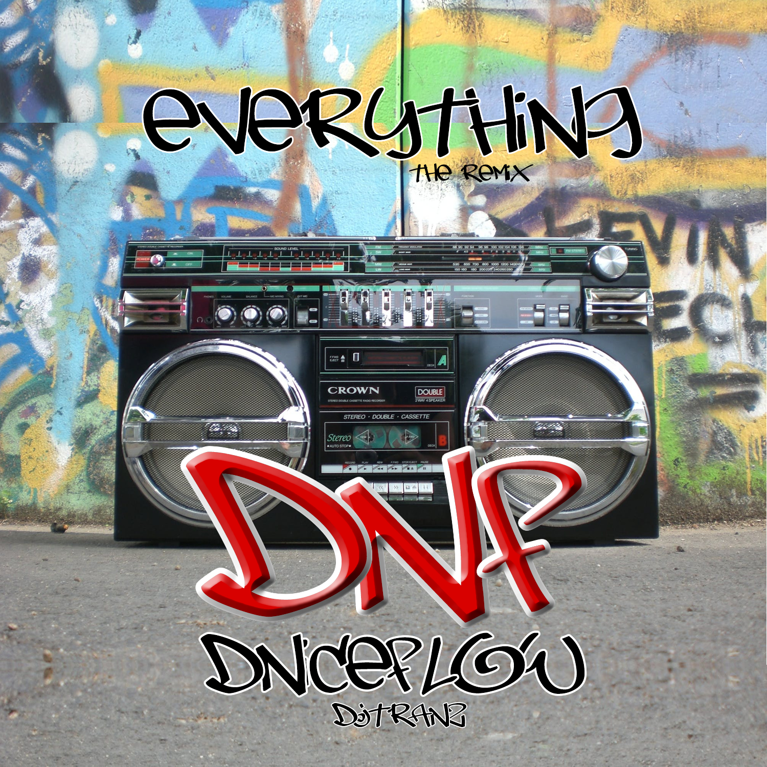 Everything - Dniceflow and DJ Tranz COVER